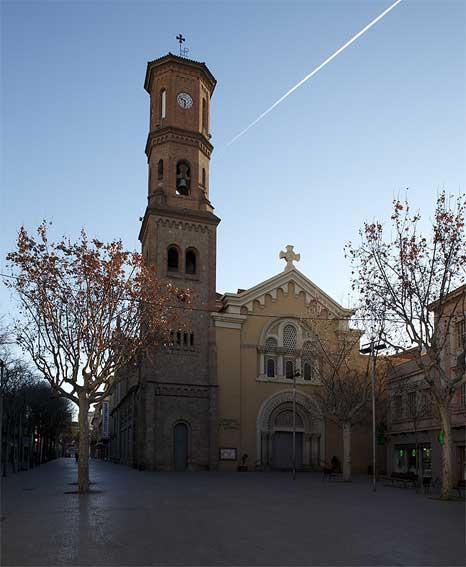 Catedral de sant lloren de sant feliu de llobregat - Temperatura sant feliu de llobregat ...